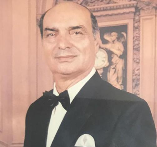 Prof. Ashfaq Ahmad Khan
