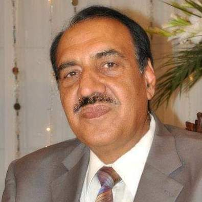 Prof. Tufail Muhammad Khan